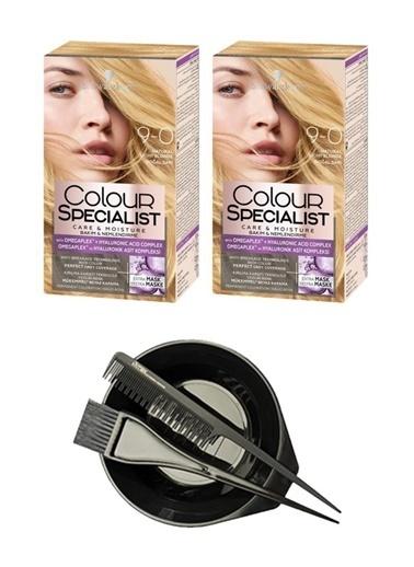 Color Specialist Schwarzkopf Color Specialist 2'li 90 Doğal SaÇ Boyası Renksiz